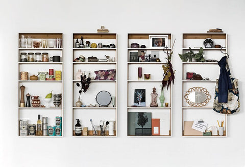 Fivesquare Wall Mount Shelf