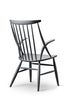 Eilersen IW2 Chair Charcoal