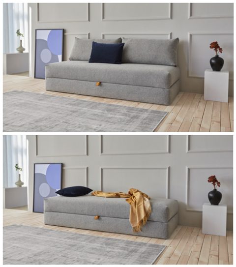 Walis Sofa Storage Daybed