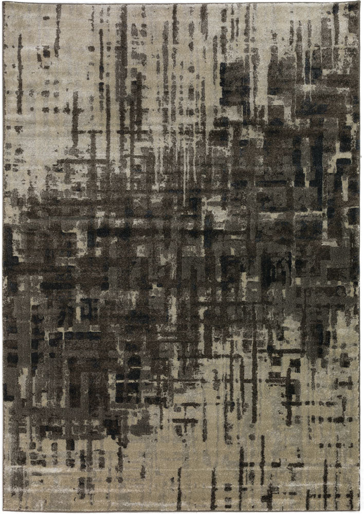 Upton UP1 Pewter Rug