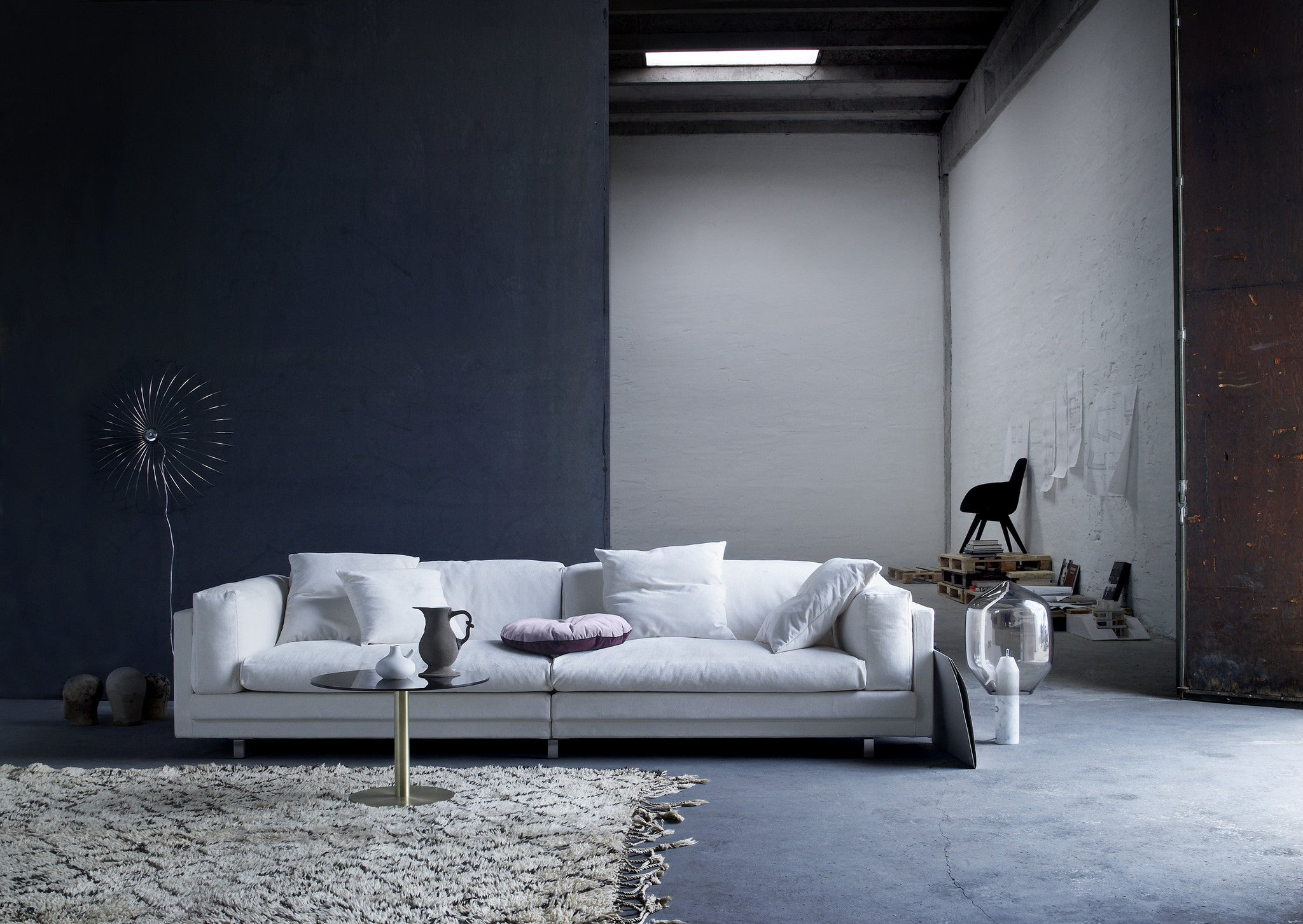 Tub Sofa by Eilersen at Trade Source Furniture