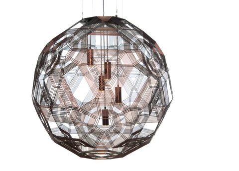 Zattelite 10 Pendant Light