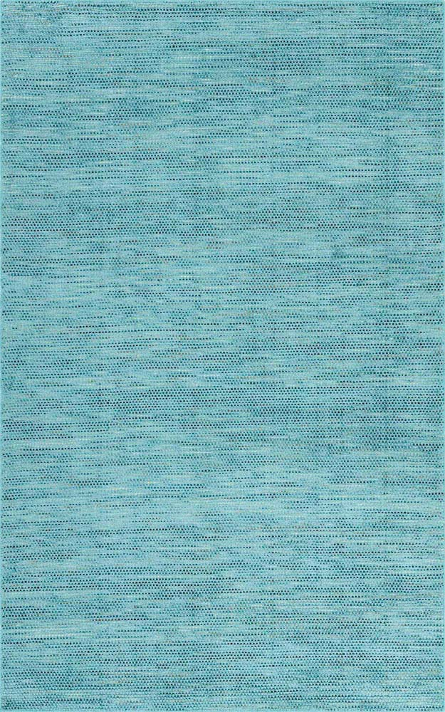 Zion ZN1 Teal Rug