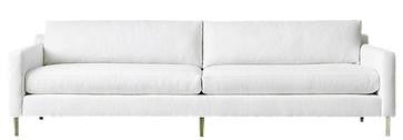 Lugano Sofa Chaise Black Label Home