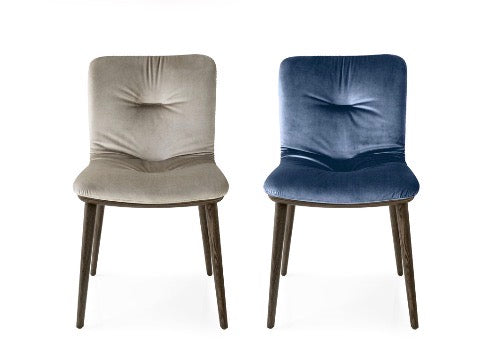 CS1846 Wood Annie Soft Chair