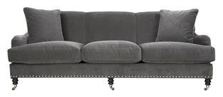 Marsdale Sofa Chaise Black Label Home