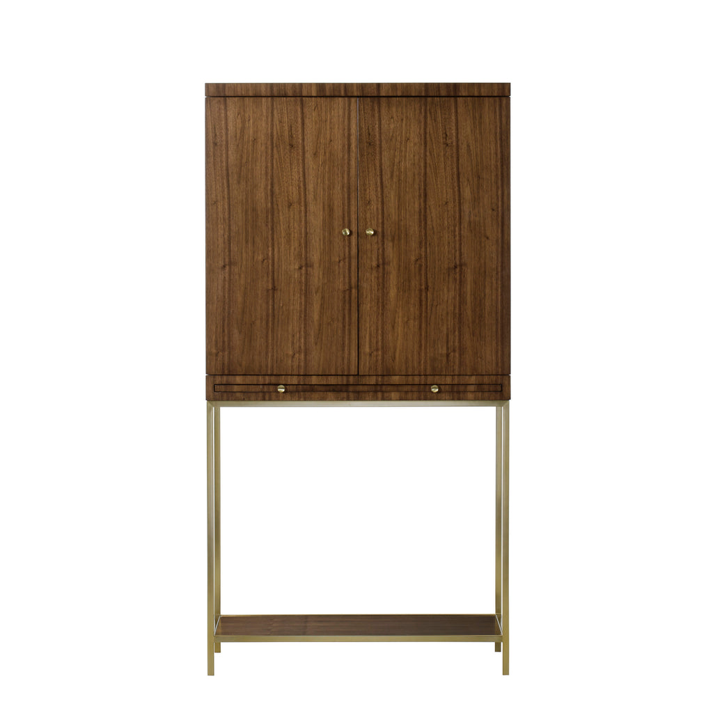 Copeland Bar Cabinet With Light