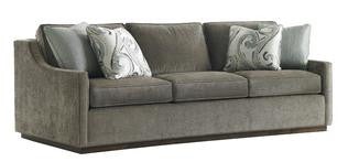Rialto Sofa Chaise Black Label Home