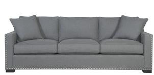 Austin Sofa Chaise Black Label Home