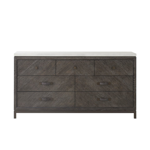 Emerson Wide Chest 7 Drawer