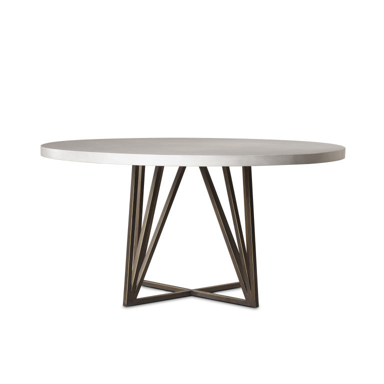 Round Emerson Dining Table by Maison 55