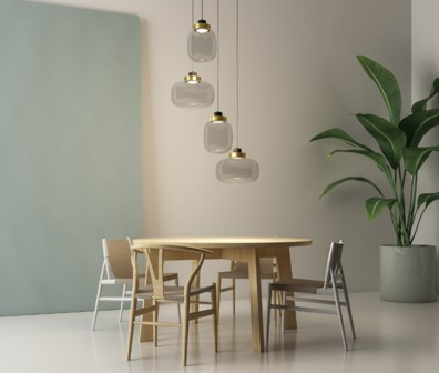 Legier Tall Pendant Light