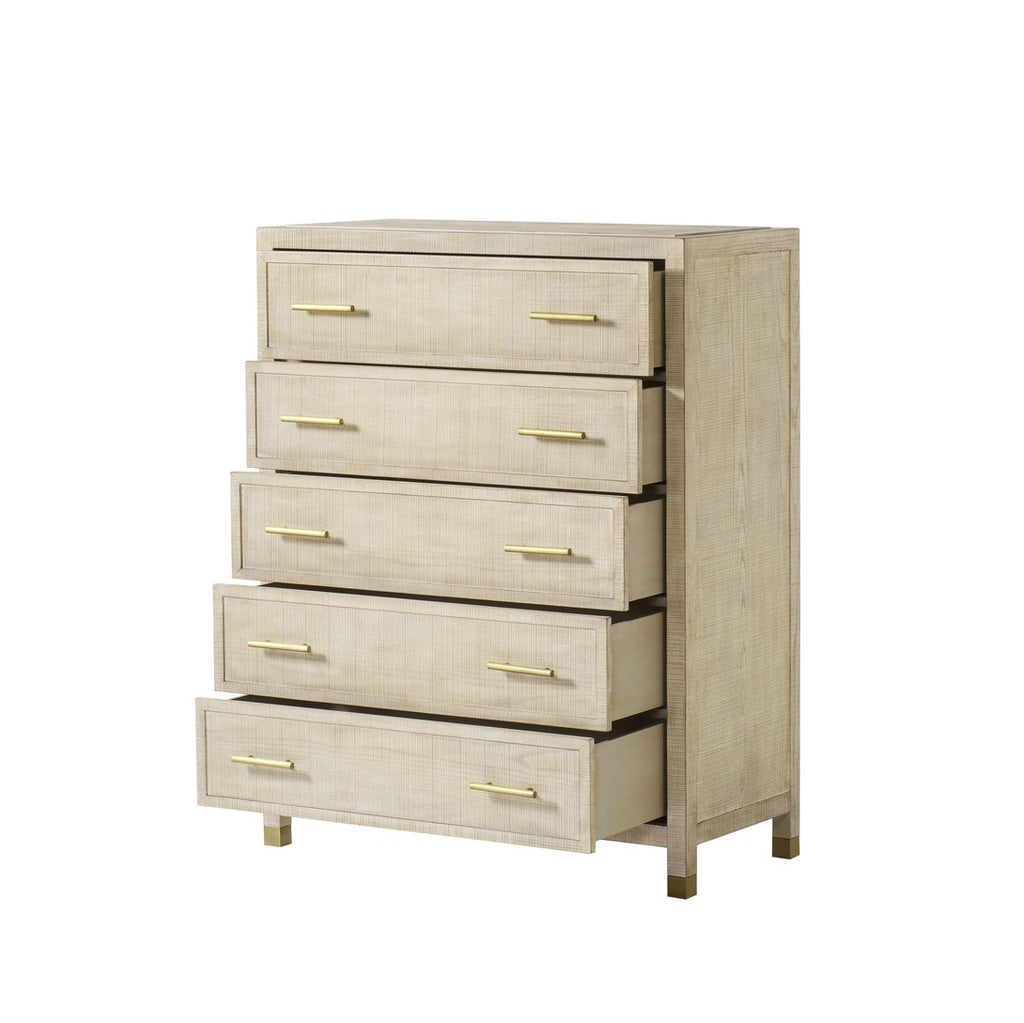 Raffles 5 Drawer Chest by Maison 55
