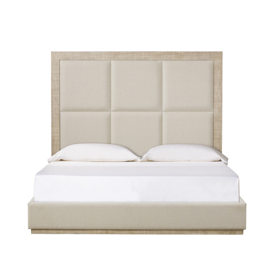 Raffles 6 Panel King Bed by Maison 55