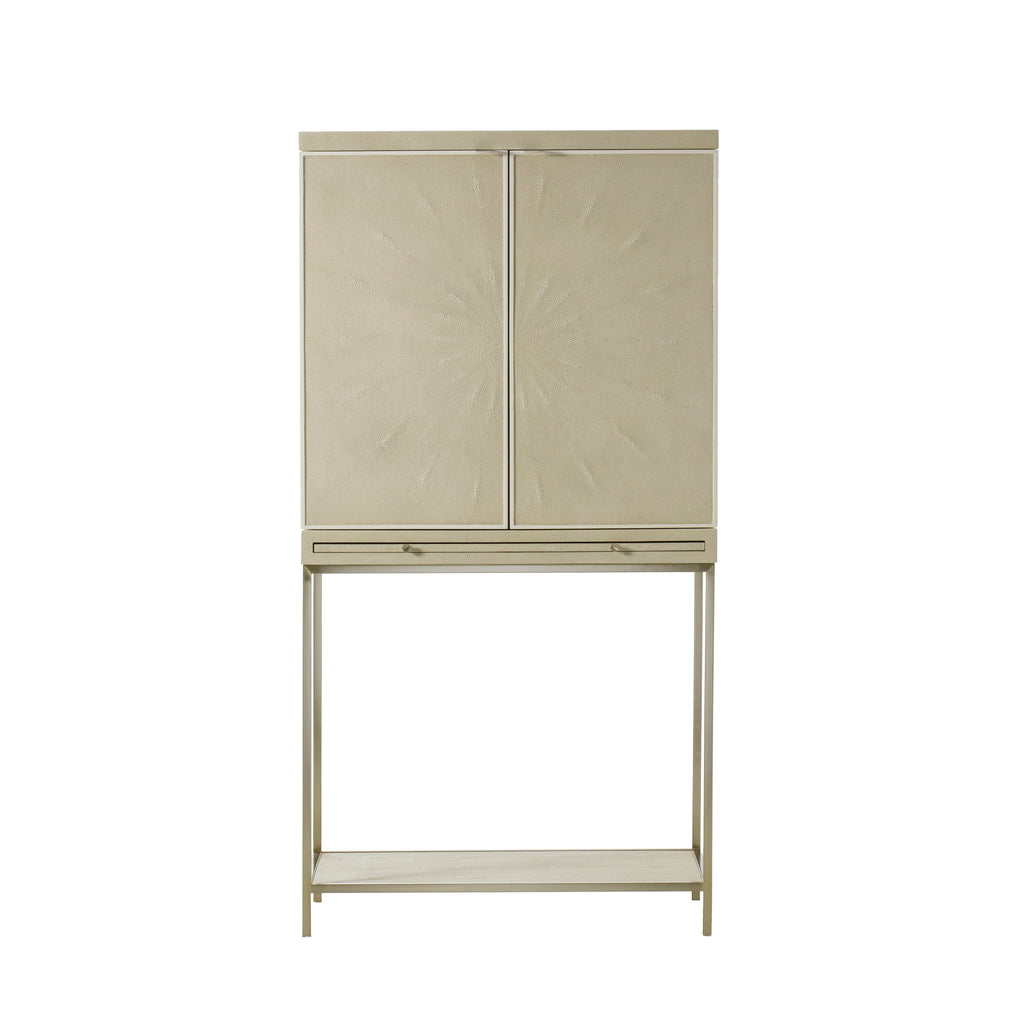 Melissa Bar Cabinet With Light