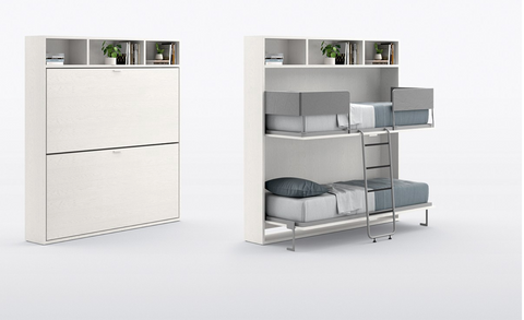 Wall Mount Italian Design Wall Beds