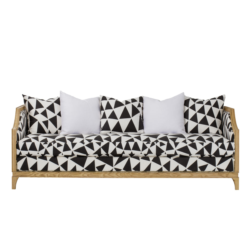 Henry Sofa-3 Seater/Reagan Triangles