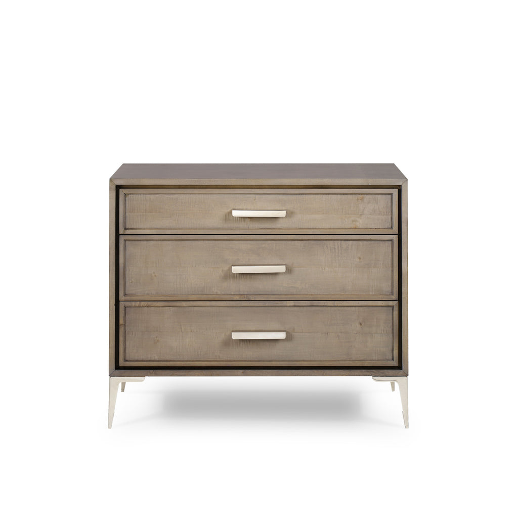 Chloe Nightstand 3 Drawer