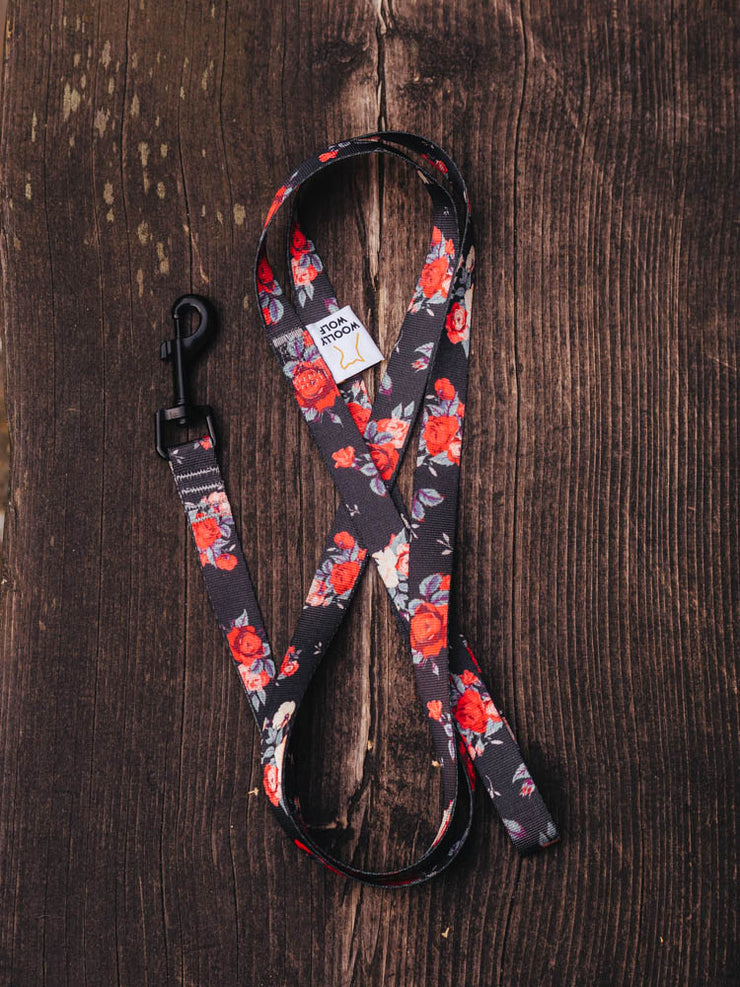 Wild Rose Leash