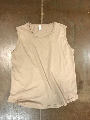 Patton Tank in Taupe