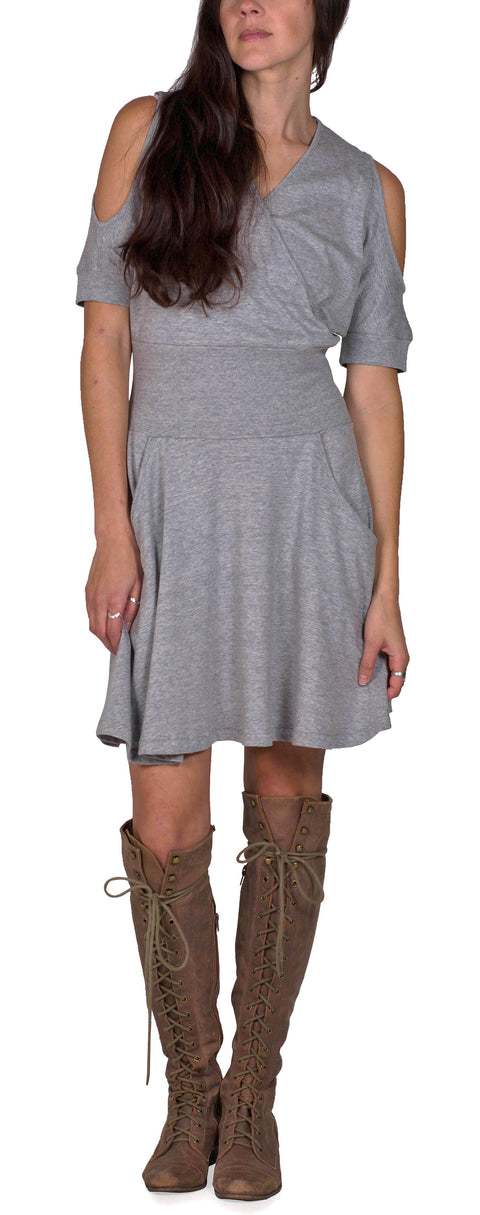 Organic Aston Park Dress - Asheville Apparel