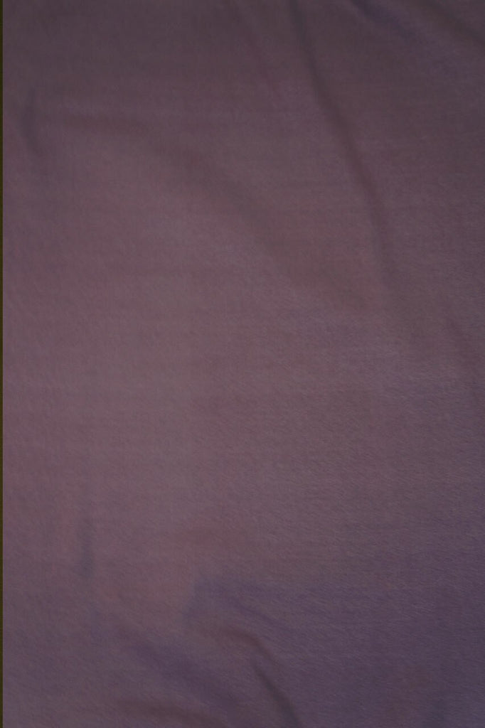 "10114T | Heavyweight 1 x 1 Rib | Plum | 100% Organic Cotton | 28-30"" Tubular 