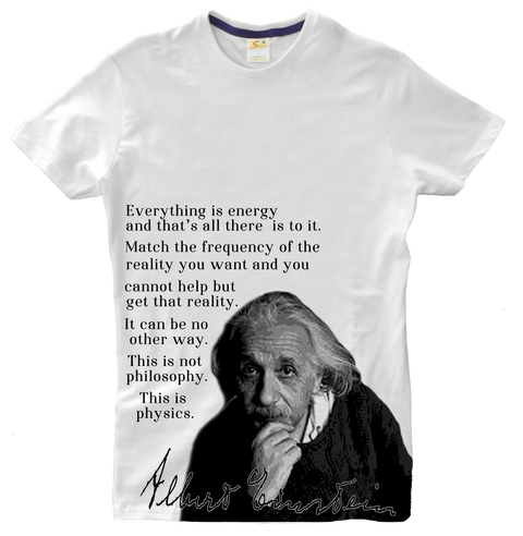 Albert Einstein - Asheville Apparel