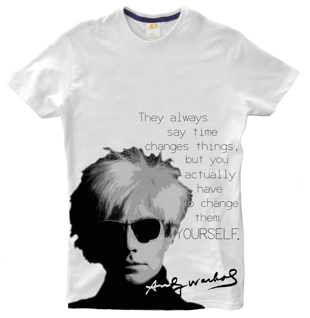 Andy Warhol - Asheville Apparel