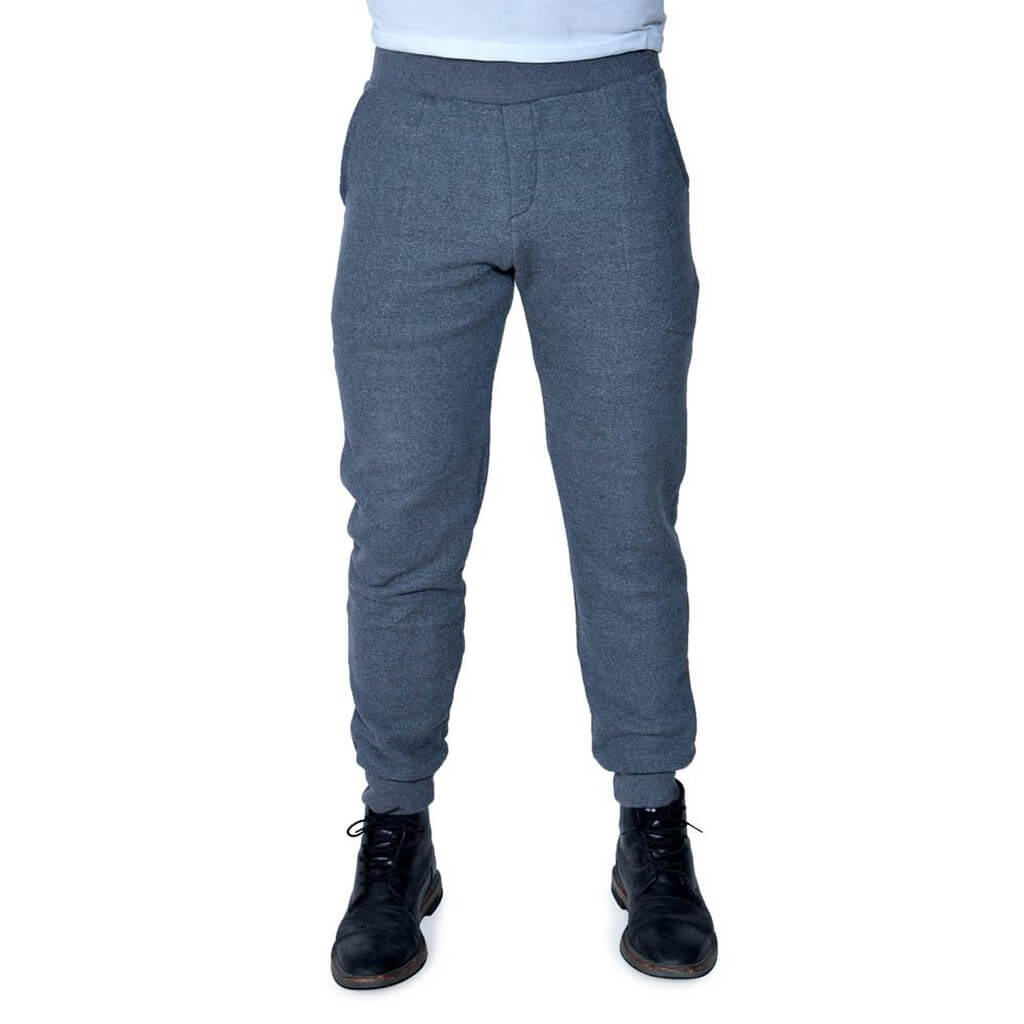 50/50 Heavyweight Jogger Pants | Charcoal Grey | USA Made - Asheville Apparel