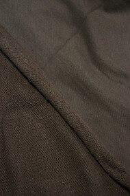 "Sample Swatch | 10356 | Heavy Weight French Terry |  Graphite | 100% Organic Cotton | 58-60"" Open Width 