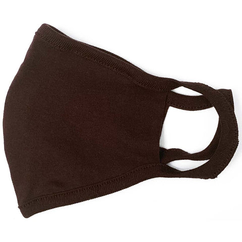 Oxblood Ear Loop Mask