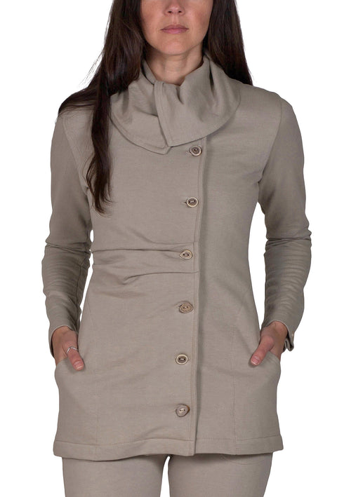 Women's Organic Cotton Balsam Tuck Jacket - London Fog - USA Made