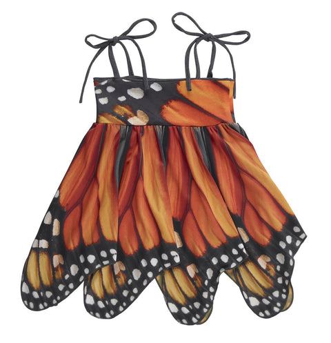 Kid's Monarch Dress - Asheville Apparel