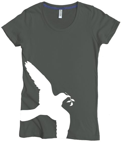 Peace Dove Tee - Asheville Apparel