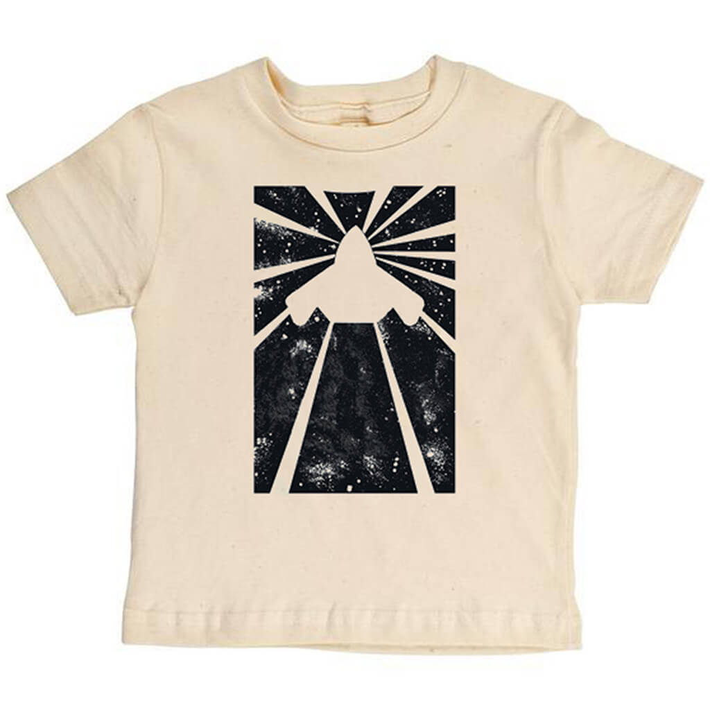 Rocket Ship Youth Tee - Asheville Apparel