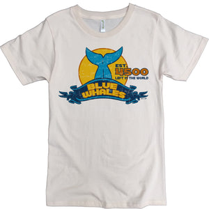 Endangered Blue Whale Tee
