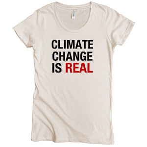 Climate Change is Real Graphic Tee