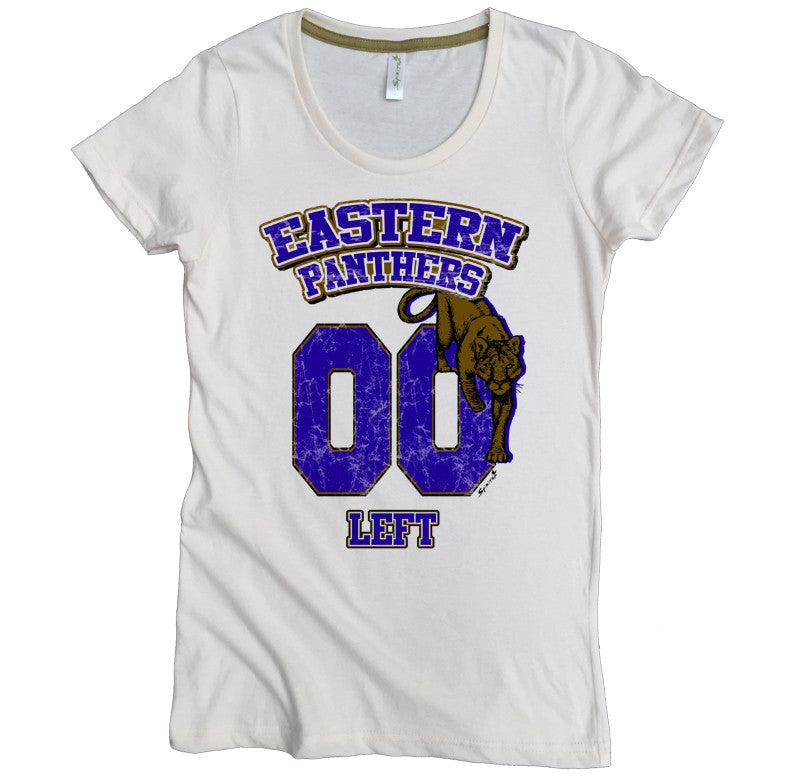 Endangered Eastern Panther Tee - Asheville Apparel