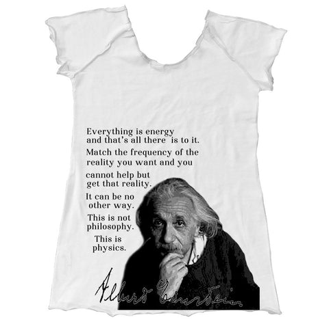 Einstein Raglan - Asheville Apparel