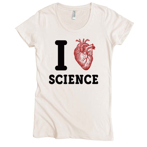 I Heart Science Graphic Tee