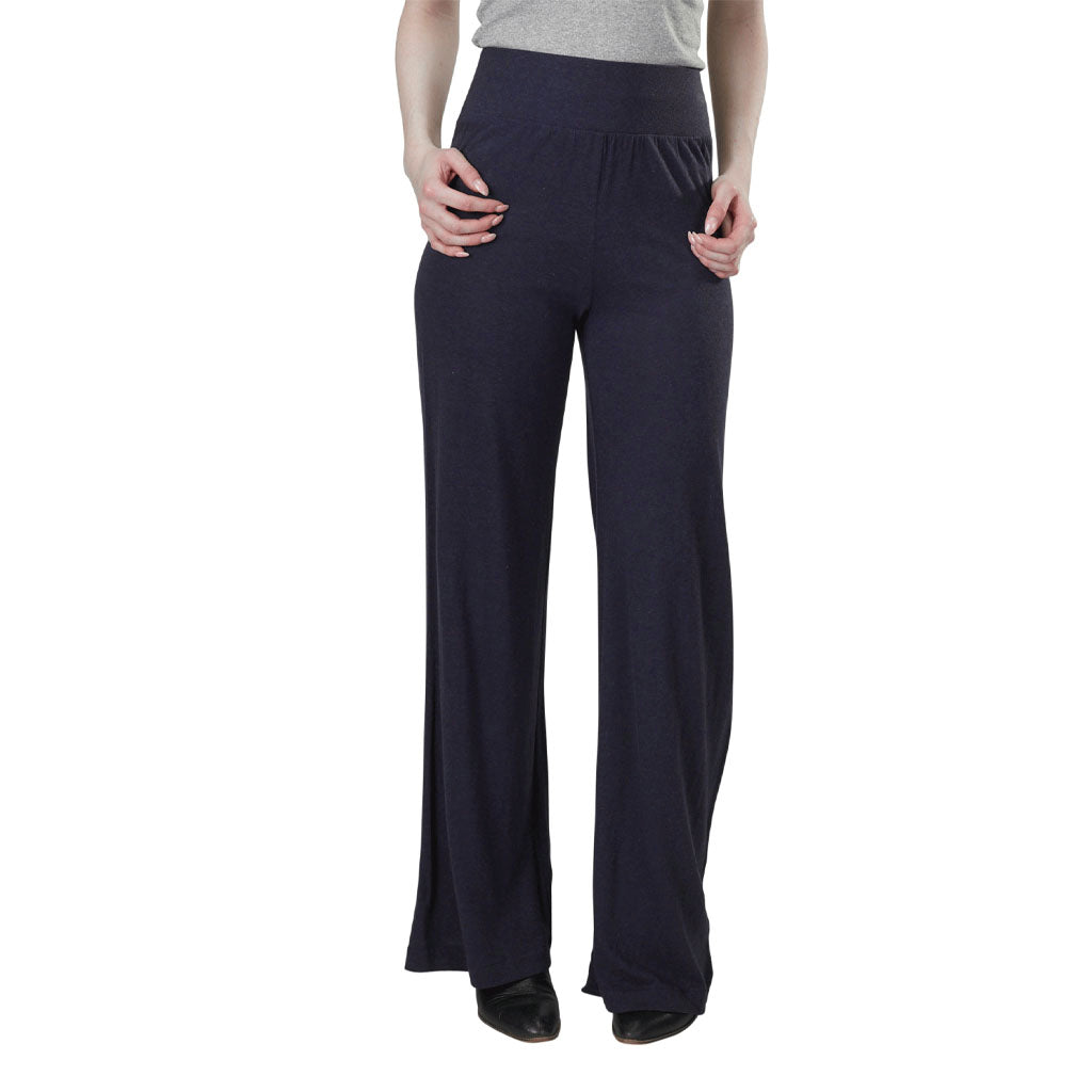 Lightweight Wide Leg Pant | Organic Cotton & Bamboo