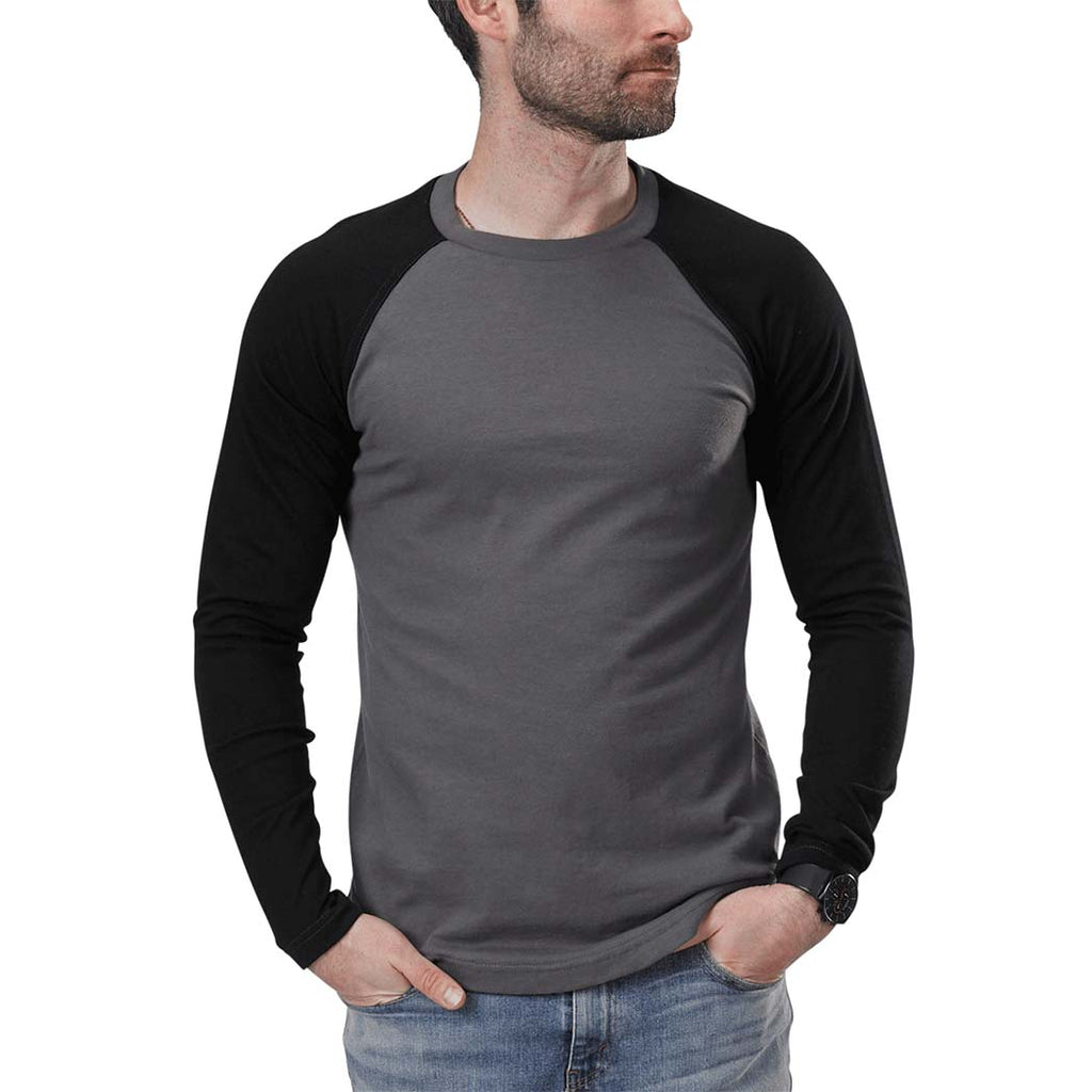 Long Sleeve Baseball Raglan Tee
