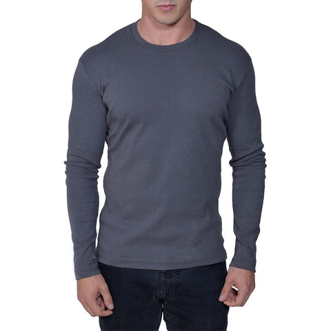 Long Sleeve Perfect Crewneck Tee