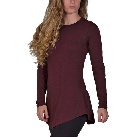 Long Sleeve Tunic Tee