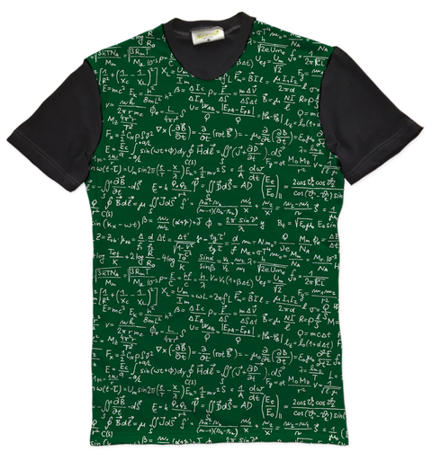 Maxwell's Equation - Asheville Apparel
