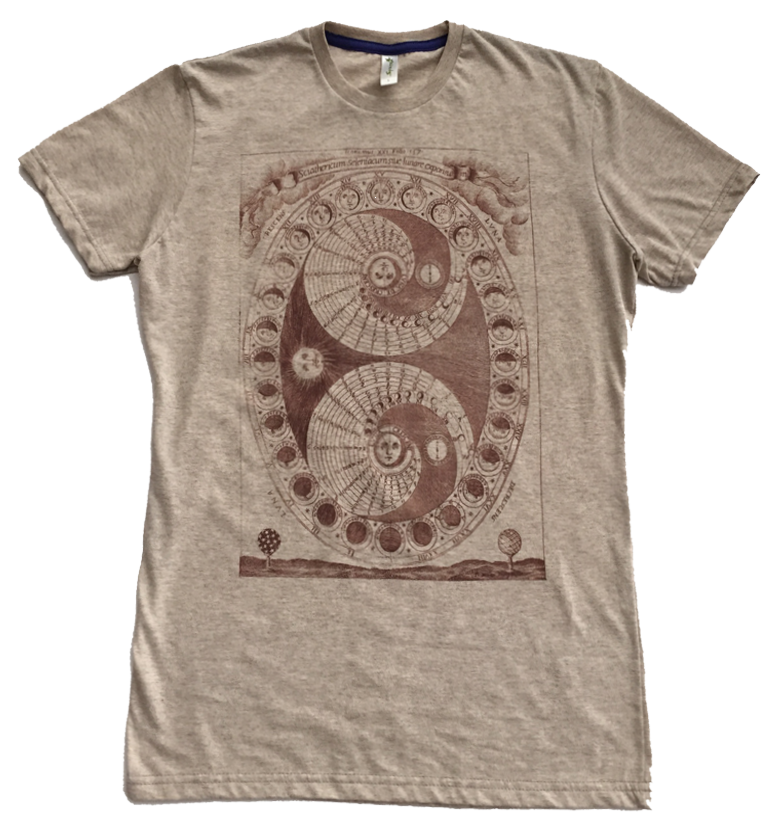 Moon Cycles - Asheville Apparel