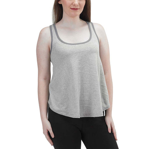 50/50 Relaxed Tank | Heather Grey
