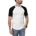 Short Sleeve Baseball Raglan Tee