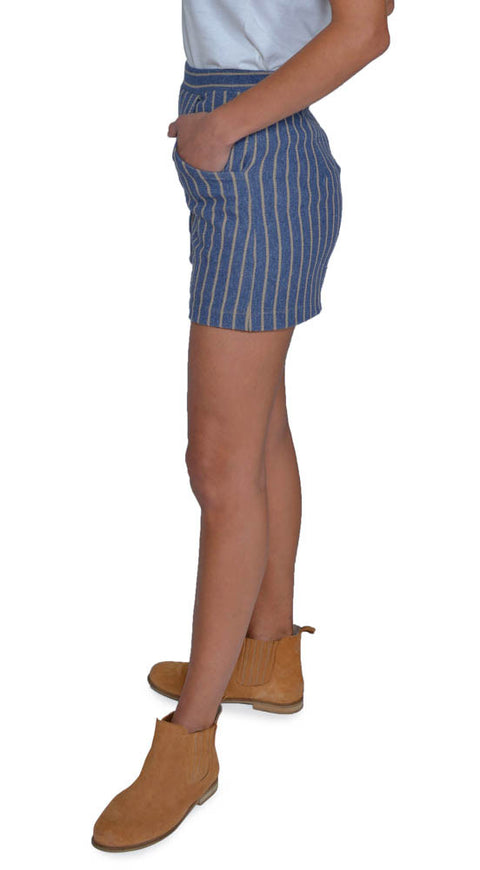Betty Hi Waist Short