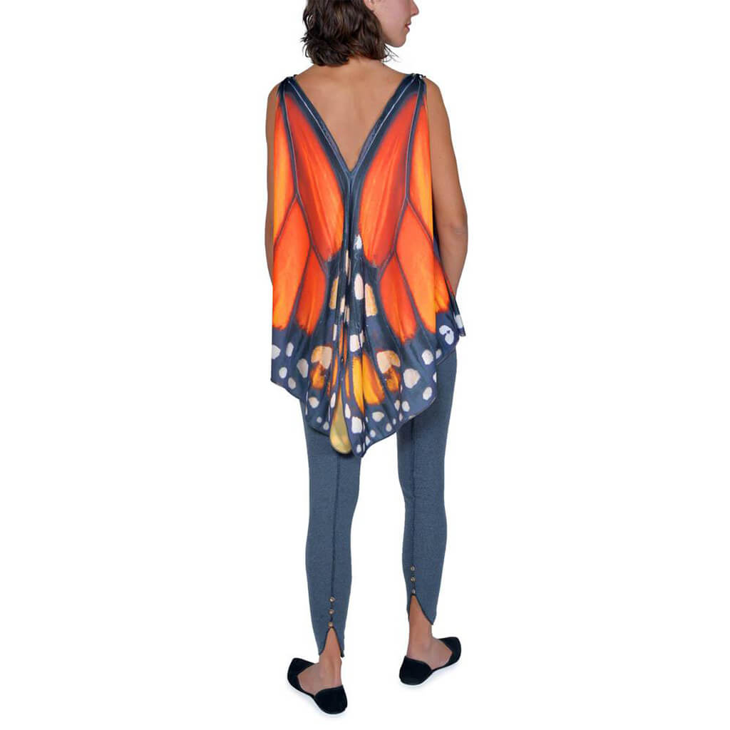 Monarch Butterfly Tunic - Asheville Apparel